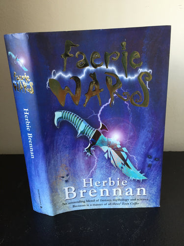 Faerie Wars. (Signed)