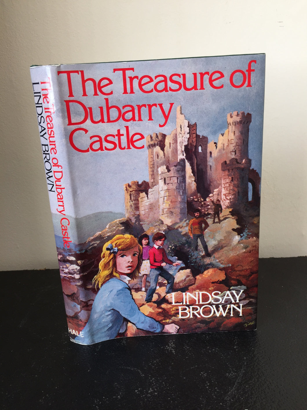 The Treasure of Dubarry Castle