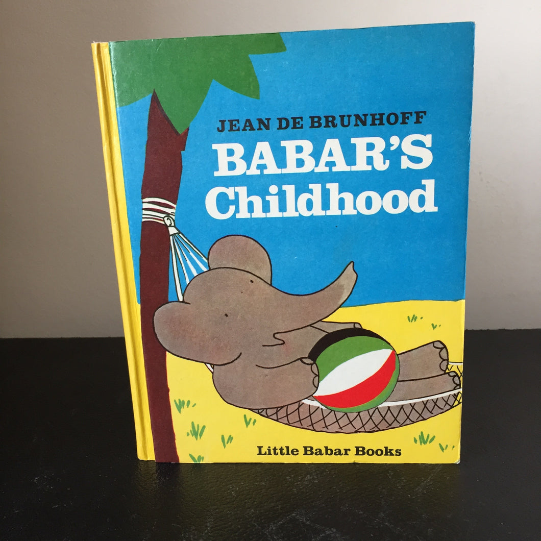 Babar's Childhood. Little Babar Books no.1