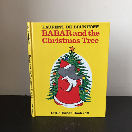 Babar and the Christmas Tree. Little Babar Books no.16