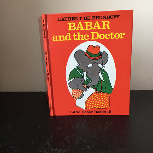 Babar and the Doctor. Little Babar Books no.15