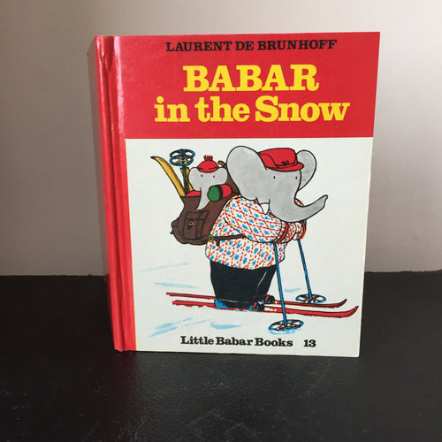 Babar in the Snow Little Babar Books no.13