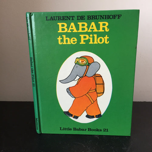 Babar the Pilot. Little Babar Books no. 21