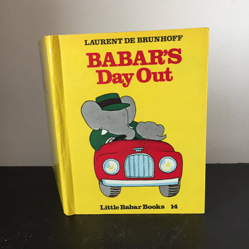 Babar's Day Out. Little Babar Books no.14