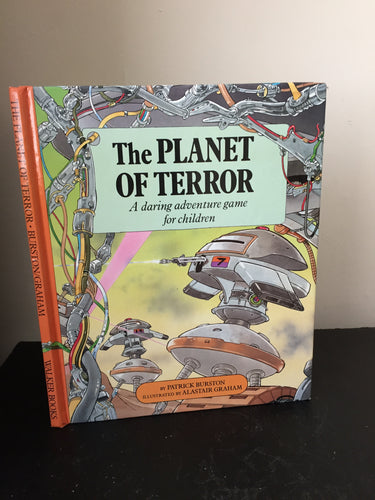 The Planet of Terror