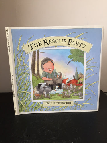 The Rescue Party