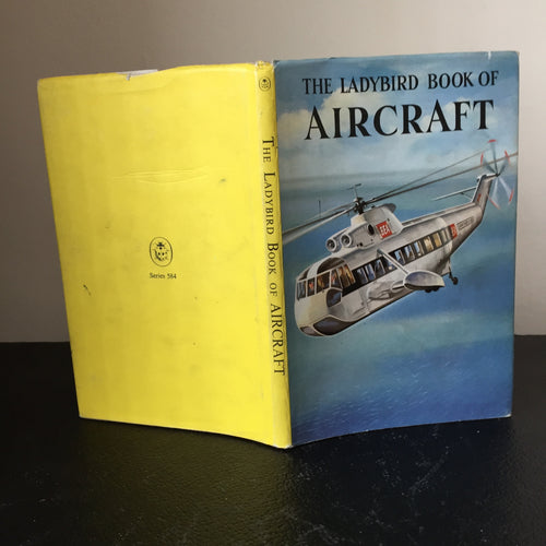 The Ladybird Book of Aircraft - series 584