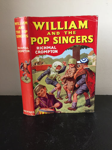 William And The Pop Stars