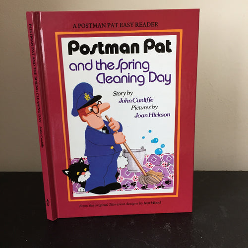 Postman Pat and the Spring Cleaning Day