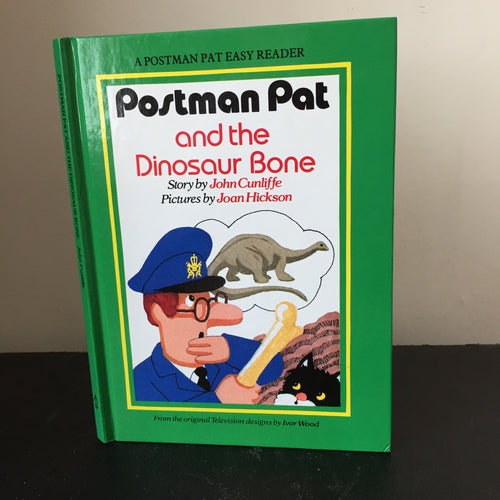 Postman Pat and the Dinosaur Bone