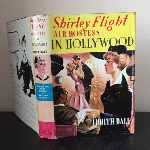 Shirley Flight Air Hostess In Hollywood