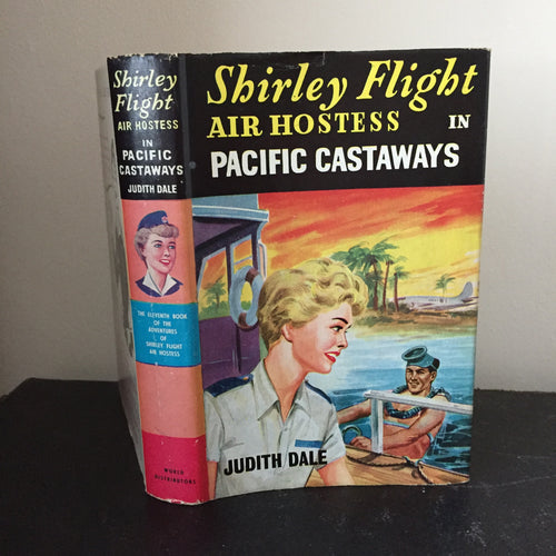 Shirley Flight Air Hostess in Pacific Castaways