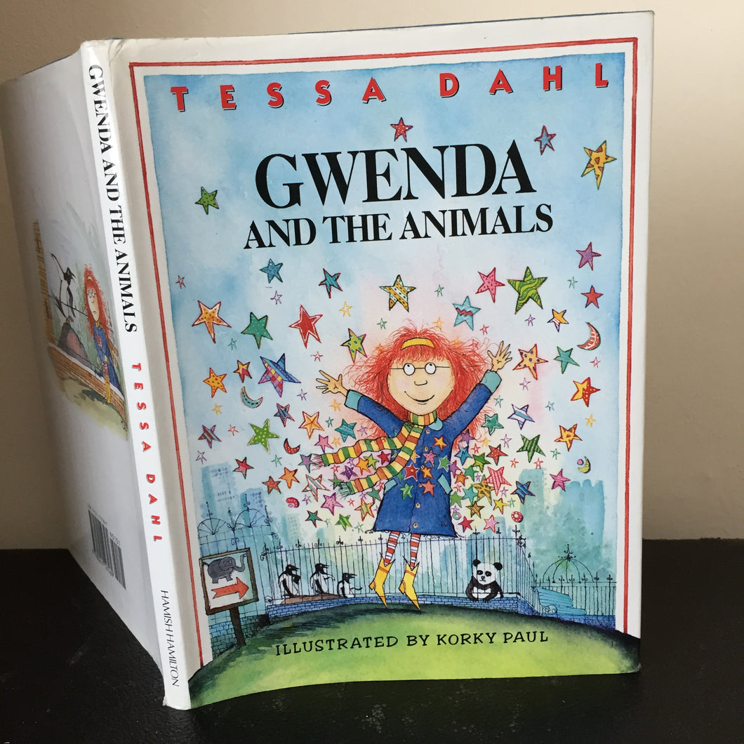 Gwenda and the Animals (signed)