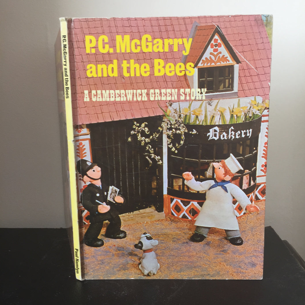 P.C. McGarry and the Bees. A Camberwick Green Story