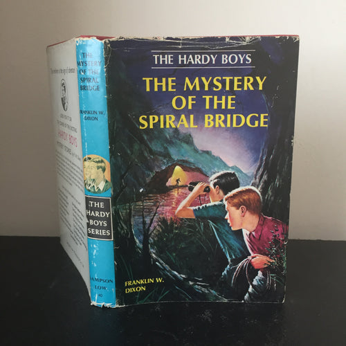 The Hardy Boys. The Mystery of the Spiral Bridge