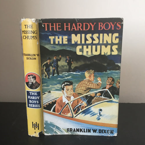The Hardy Boys. The Missing Chums