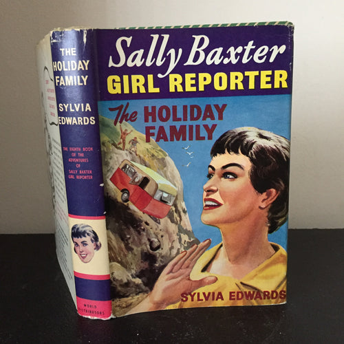 Sally Baxter Girl Reporter - The Family Holiday