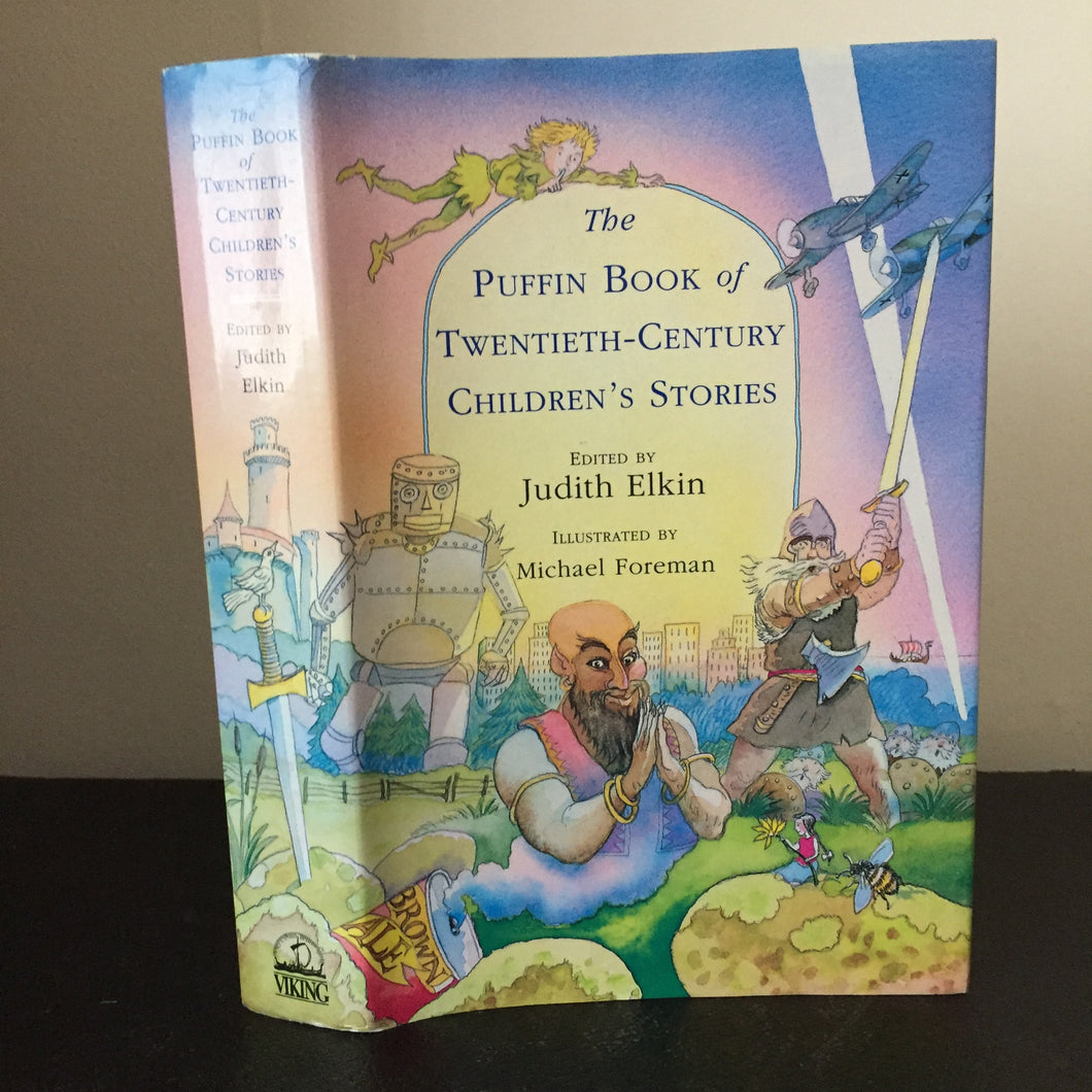 The Puffin Book of Twentieth-Century Children's Stories