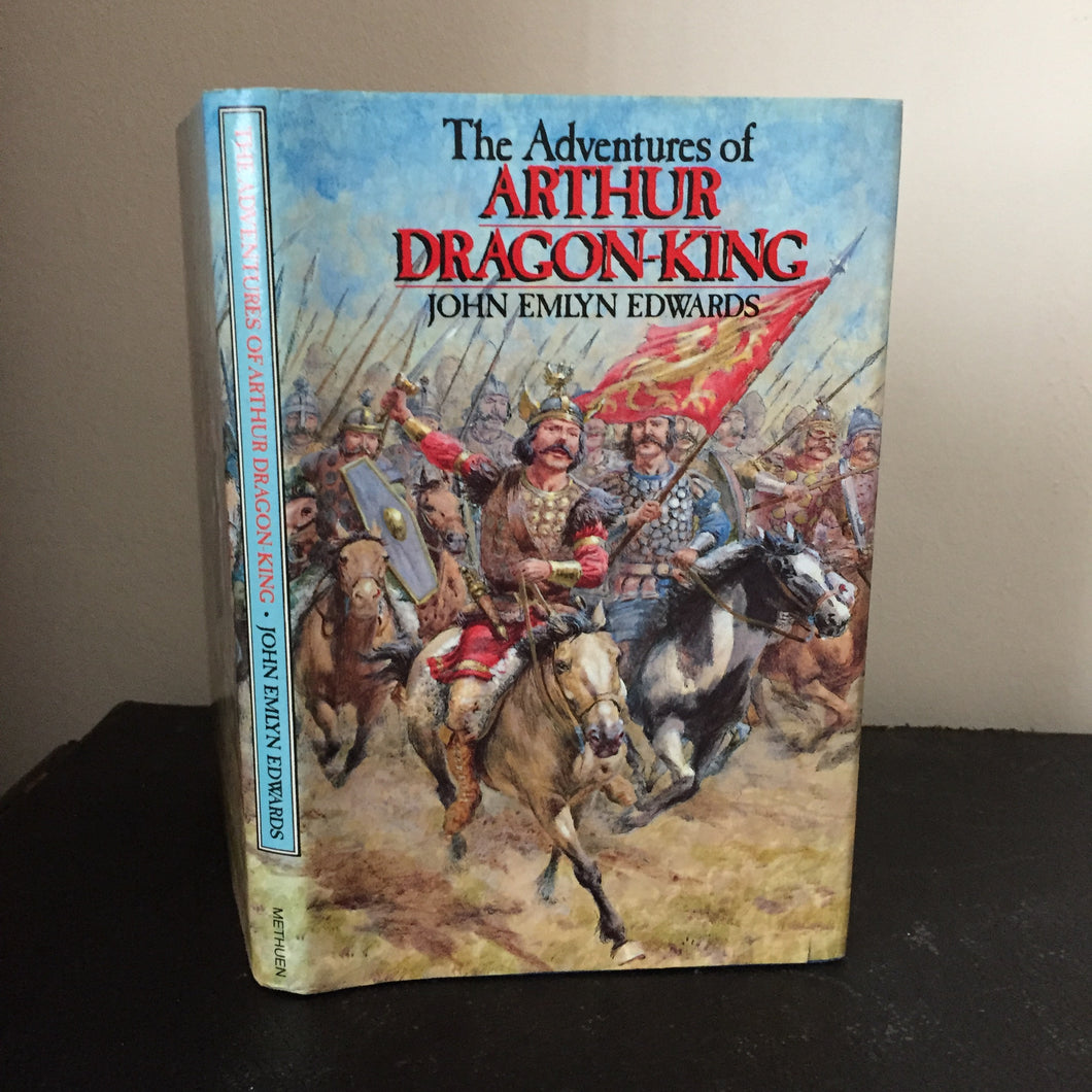 The Adventures of Arthur Dragon-King