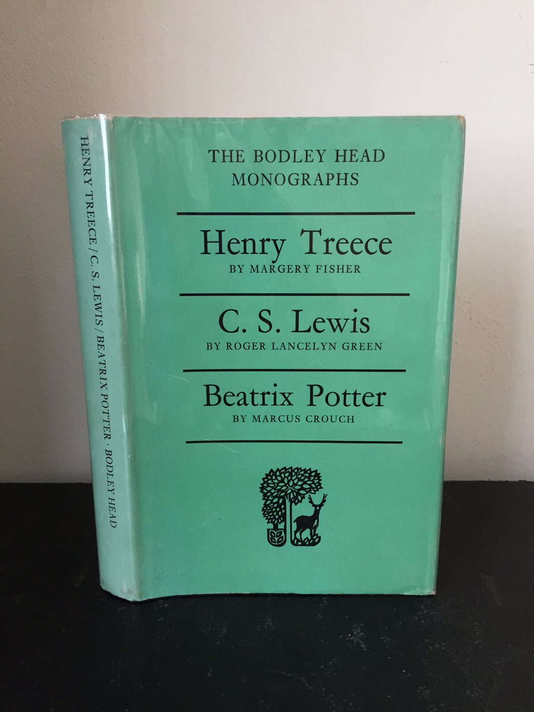 The Bodley Head Monographs: Henry Treece, C.S. Lewis & Beatrice Potter