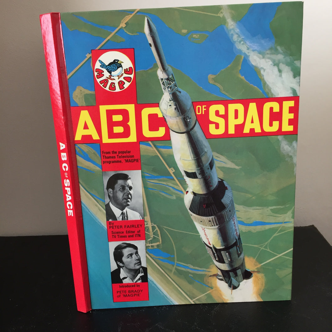 ABC of Space. From the TV series Magpie