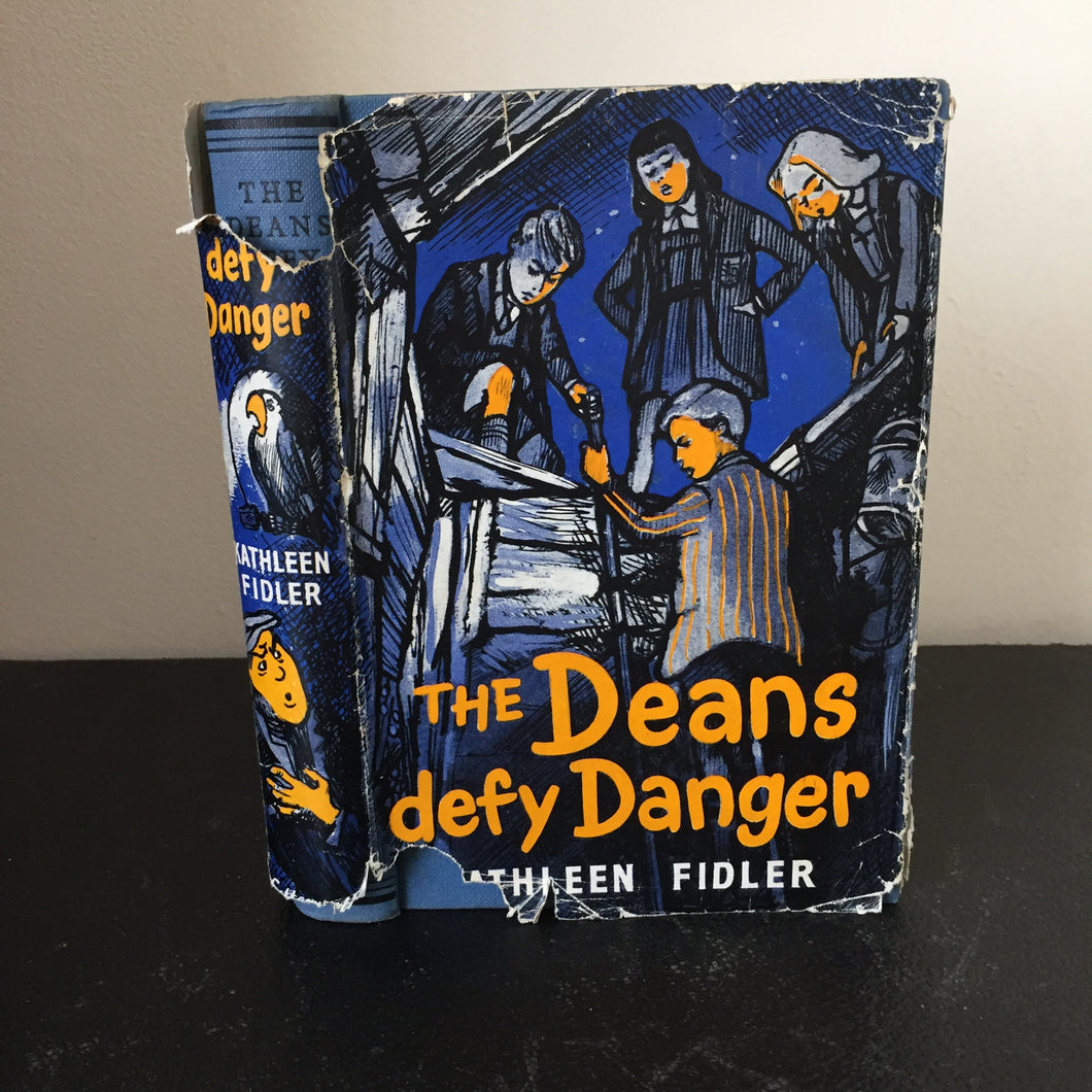 The Deans Defy Danger
