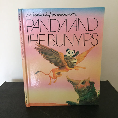 Panda and the Bunyips