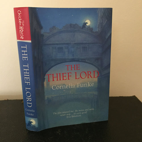 The Thief Lord. (Signed)