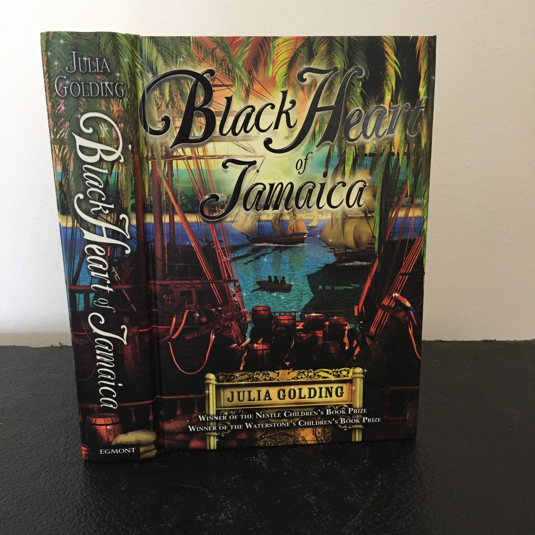 Black Heart of Jamaica. (Signed)