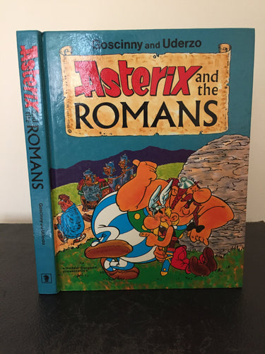 Asterix and the Romans