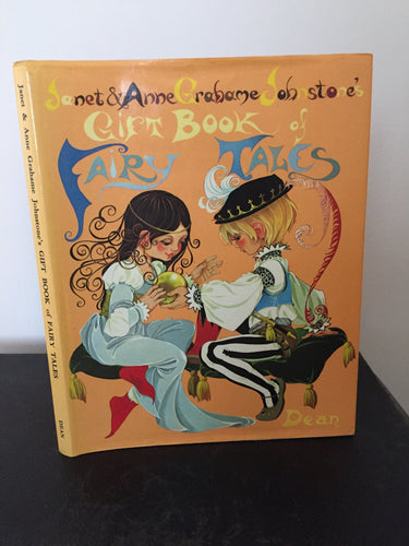 Janet & Anne Grahame Johnstone's Gift Book of Fairy Tales