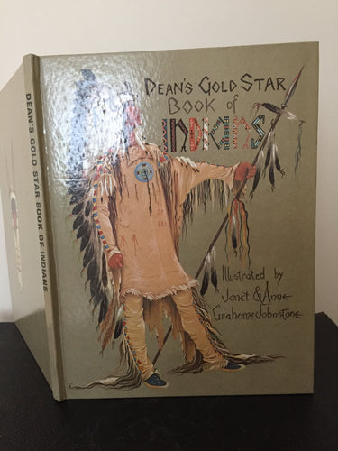 Dean's Gold Star Book of Indians