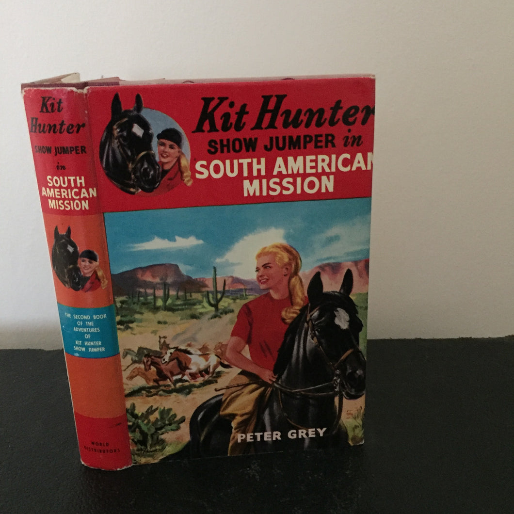 Kit Hunter Show Jumper in South American Mission