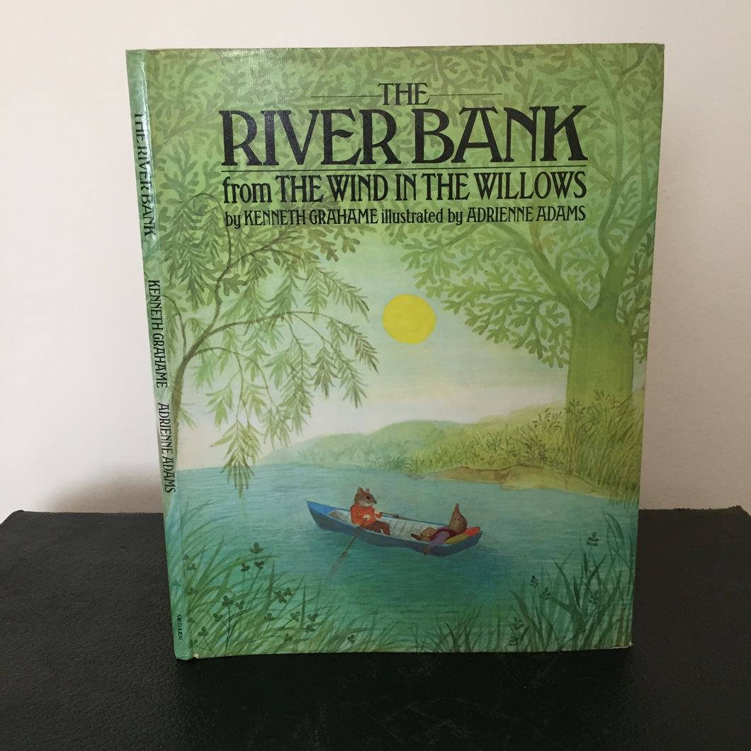 The River Bank - From The Wind in the Willows