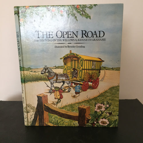 The Open Road - From The Wind in the Willows