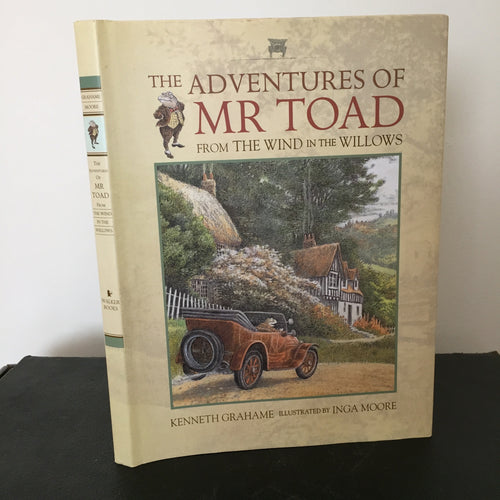 The Adventures of Mr Toad - From The Wind in the Willows