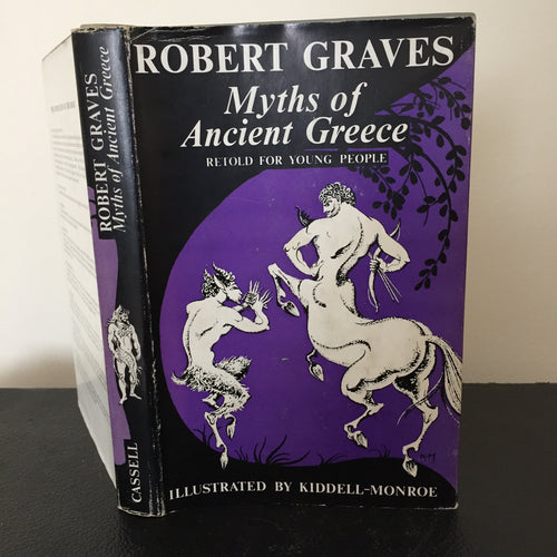 Myths of Ancient Greece. Retold for Young People