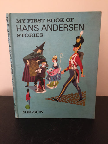 My First Book of  Hans Christian Stories
