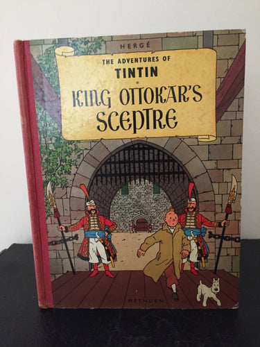 The Adventures of Tintin - King Ottokar's Sceptre