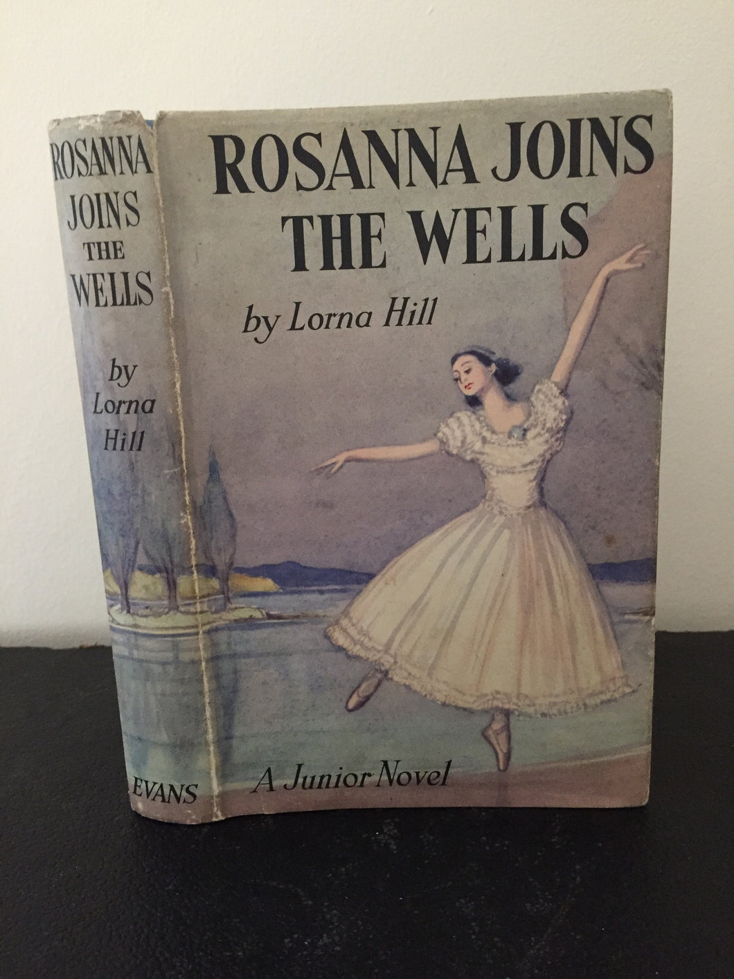 Rosanna Joins The Wells