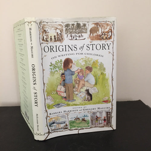 Origins of Story on writing for Children