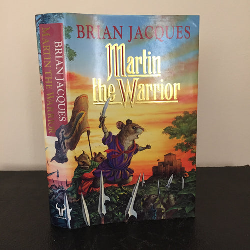 Martin the Warrior (Signed)