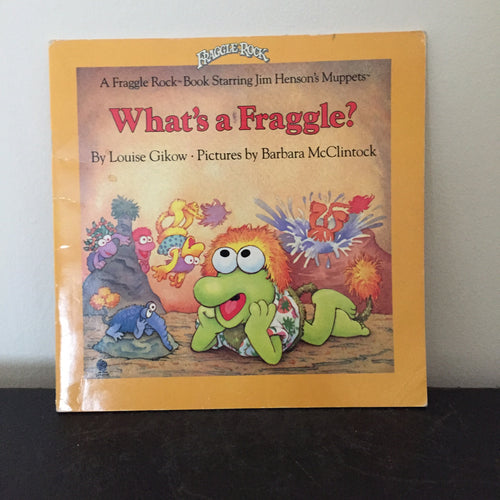 Fraggle Rock - What's a Fraggle?