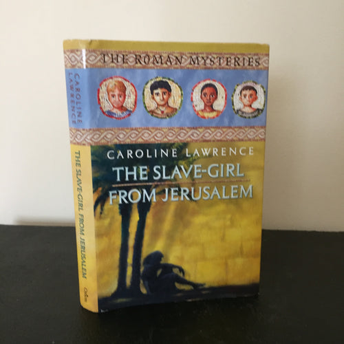The Slave-Girl From Jerusalem (Signed with quote)