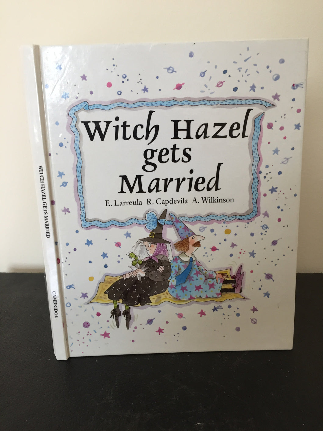 Witch Hazel gets Married