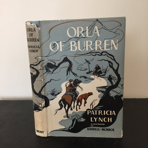 Orla of Burren. The Story of a Sea-Captains Daughter