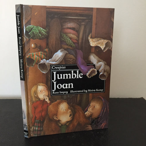 Creepies: Jumble Joan