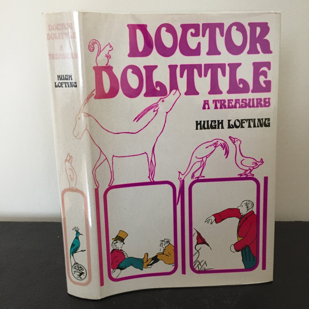 Doctor Dolittle - A Treasury