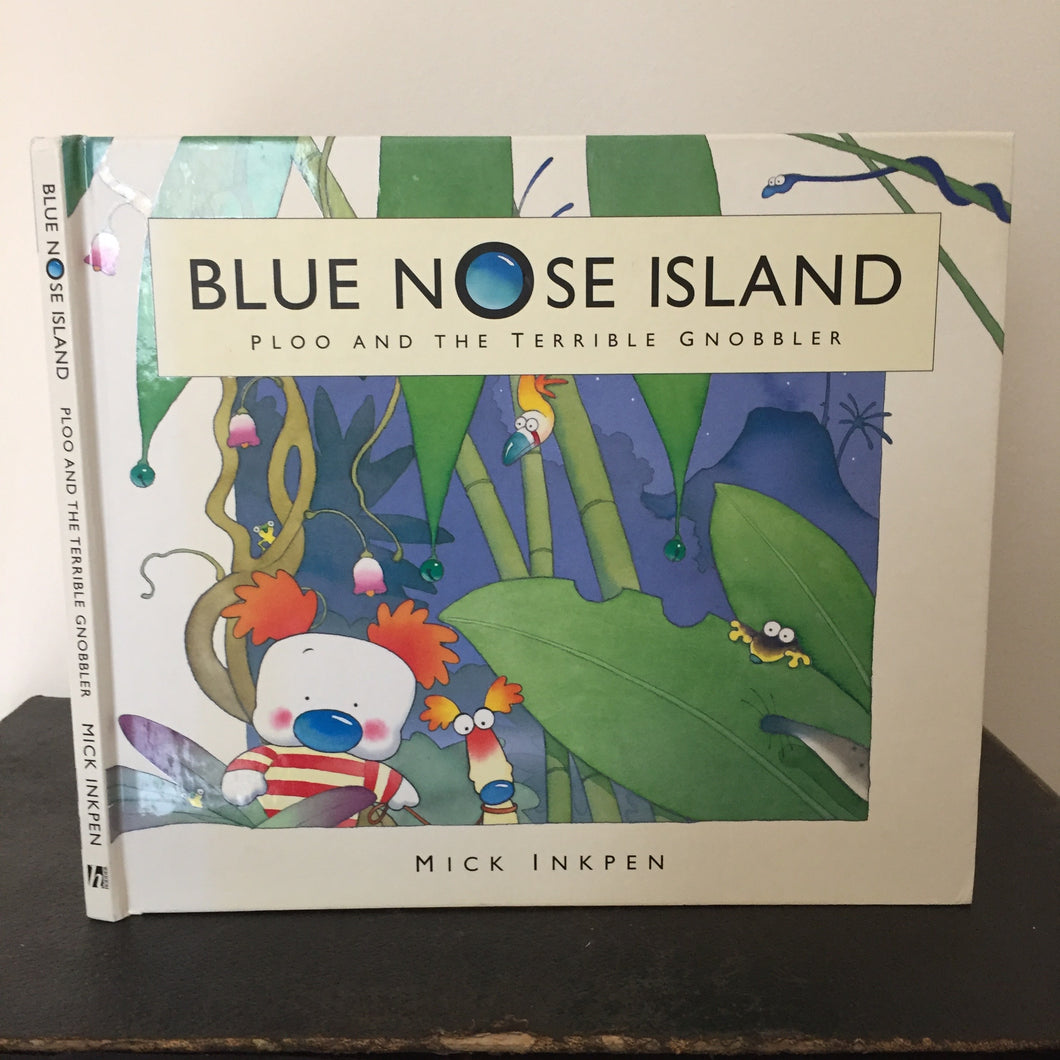Blue Nose Island: Ploo and the Terrible Gnobbler