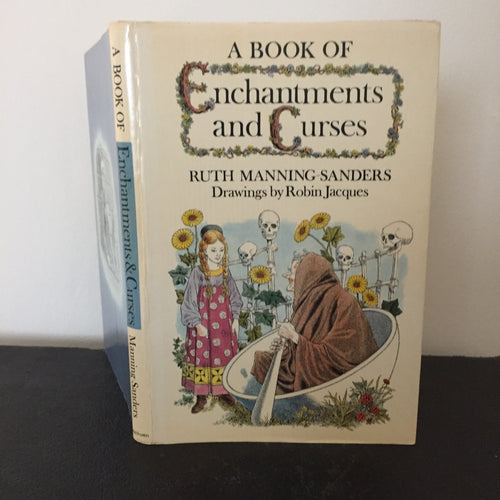 A Book of Enchantments and Curses